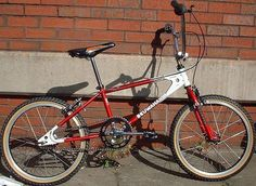 Kuwahara BMX bike
