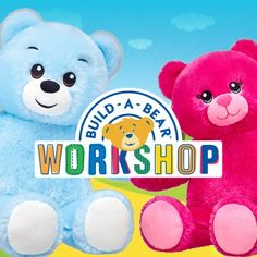 Build-A-Bear, save up to on eGift cards, save big on stuffed toy gifts buying a discount gift card before you shop online Discount Gift Cards, Build A Bear, Stuffed Toy, Smurfs, Workshop, Teddy Bear, Toys, Big, Building