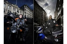 Marcello Bonfanti - PHOTOGRAPHER - London Bikers