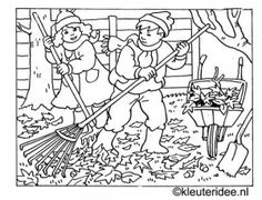 coloriage Leaf Coloring, Coloring Sheets, Coloring Pages, Fall Images, My Father's World, Autumn Crafts, Print Pictures, Preschool Crafts, Digital Image