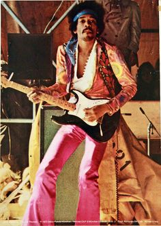 Jimi Hendrix, Ilse of Fehmarn Germany 1970 by bsdphoto, via Flickr last concert he ever played