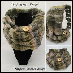 Delamere Cowl - Free     THIS is Gorgeous!