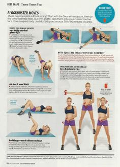 Tracy Anderson Baby Food Diet Menu within Diet Pills Good Or Bad . Tracy Anderson Workout, Tracy Anderson Diet, Tracy Anderson Method, Abs Workout Routines, Fit Board Workouts, Workout Board, Workout Exercises, Fitness Exercises, Gym Workouts