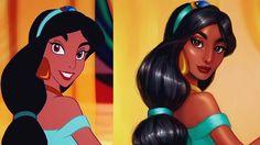 Les Princesses Disney new style d'Isabelle Staub - Buzzinbox