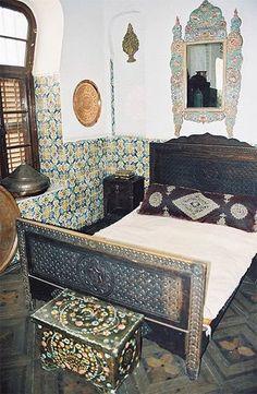 Chambre A Coucher Algéroise.