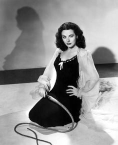 "lillith blackwell:  ""Hedy Lamarr"""