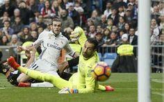 Real Madrid venció 2-0 al Espanyol con la ayuda de Gareth Bale