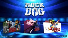 Rock Dog Folder Icon Pack by deoxsis on DeviantArt Folder Icon, Icon Pack, Soundtrack, Cartoons, Packing, Neon Signs, Animation, Icons, Deviantart
