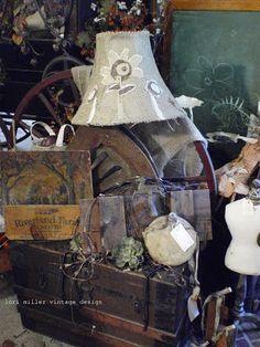 Lori Miller's Round Barn Potting Company: Fall at the Barn