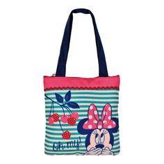 Bolso de Minnie para llevar cualquier accesorio u objeto cotidiano. Ideal para salir de paseo. En www.tinoytina.com