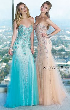 Alyce Paris 6390 by Alyce Prom