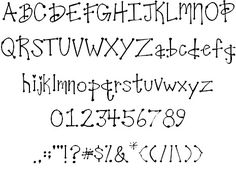 CoolDots font