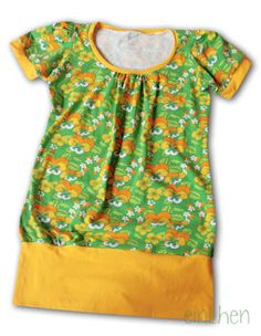 cute shirt, love the colours