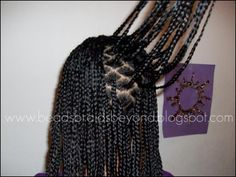 great box braids tips