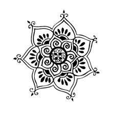 Sharpie Ideas On Pinterest Henna Flower Designs Lotus