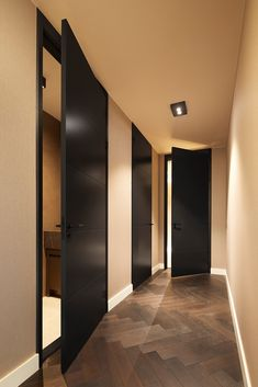 Home And Living, Home And Family, Living Room, Flush Doors, Build Your Own, My Room, Interior Inspiration, Townhouse, New Homes