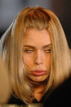 billie piper rose doctor who funny face derp