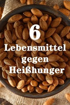 6 foods against cravings- 6 Lebensmittel gegen Heißhunger Binge? These natural foods will fill you up for a long time and help curb your appetite - Diet And Nutrition, Health Diet, Lemon Peel Benefits, Raw Food Recipes, Diet Recipes, Superfood Diet, Easy Keto Meal Plan, Sports Food, Fat Burning Drinks