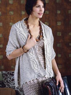 shawl2 by tanis_knits, via Flickr