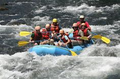 white water rafting costa rica - Google Search. never have to do it again!