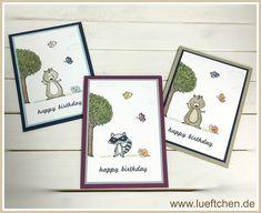 Stamparatus, Blends, coloring, blog hop, Geburtstagskarte, we must celebrate, Stampin Up!,