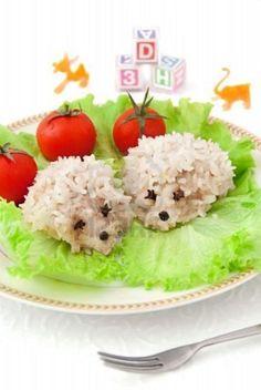Ryžoví ježkovia pre radosť