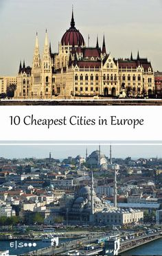 10 Cheapest Cities in Europe