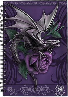 Dragon Beauty Journal by Anne Stokes