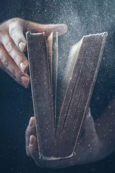 Old Book || © || Robert D'Costa || More