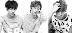 Jun, Kevin, and Hoon of UKISS