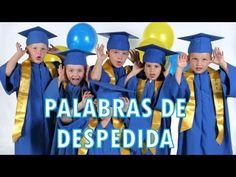 Graduación de Infantil de Nico. Poesia despedida - YouTube