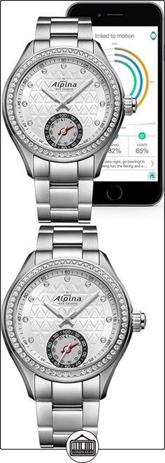 Alpina Geneve Horological Smartwatch AL-285STD3CD6B Reloj de Pulsera para mujeres null  ✿ Relojes para mujer - (Lujo) ✿