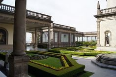 The Chapultepec Castle