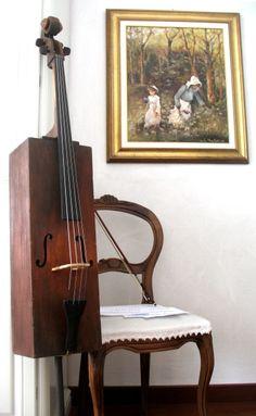 """CIGAR BOX GUITAR """"Cello Song"""""""