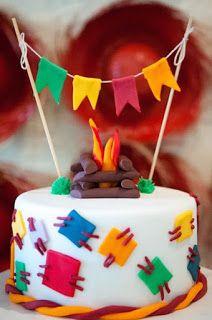Boy Birthday Parties, Birthday Celebration, Birthday Cake, Mini Cakes, Cupcake Cakes, Pastel Mickey, Farm Themed Party, Fondant Toppers, Food Decoration