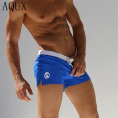Men's Swimming Trunks Swim Briefs Fitness Swimsuit  Men Swimwear Vintage Sunga Sexy Swimsuits with Zipper Bag maillot de bain #jewelry, #women, #men, #hats, #watches