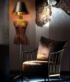 5 designer lamps with unusual shapes and concepts