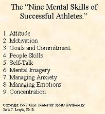 Sports Psychology Health=success in sports --->So this is what that wheel thing is we've been talking about in class!!
