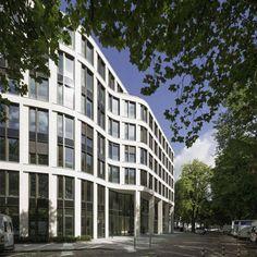Office Building At Tesdorpfstrasse 8 Gmp Architekten