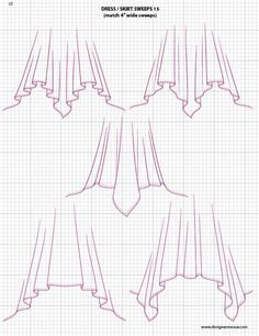 Adobe Illustrator Flat Fashion Sketch Templates - My Practical Skills . - Adobe Illustrator Flat Fashion Sketch Templates – My Practical Skills My practical skills - Illustration Mode, Fashion Illustration Sketches, Fashion Sketchbook, Fashion Sketches, Design Illustrations, Flat Drawings, Flat Sketches, Dress Sketches, Technical Drawings