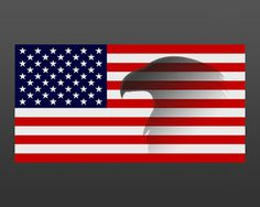 eagle and flag: inkspired musings: Happy Fourth of July!