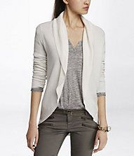RIBBED COCOON COVER-UP, Soft Ivory, Size M