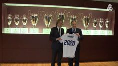 Real Madrid  Luka Modric signs his contract extension!
