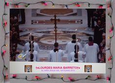 3-ADVIENTO APERTURA A LA MISA DEL 24 DE DICIEMBRE DEL VATICANO 2012.    †♠LOURDES MARIA†♠