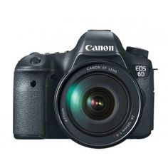 Canon EOS 6D 24-105 IS USM Kit  $2,899.99  Available for pre-order!