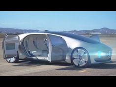 실존하는 미래자동차 (Amazing Future Cars 2) 놀라운 컨셉트카 기술 | 신기한 미래자동차 | Mercedes Concept Car - YouTube