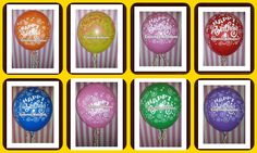 Greetings from Colortex Balloons! Susan Ong Tel no. Mylar Balloons, Latex Balloons, Wholesale Balloons, Printed Balloons, Happy Birthday Balloons, Party Needs, Party Shop, Ms