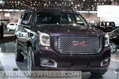 Driving a full-size SUV meant spending big money on gas, but with the new eight-speed transmission, the fuel efficiency on the 2015 Yukon Denali is better!