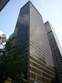 Seagram building (internationale stijl)