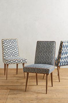 Tiled Zolna Chair - anthropologie.com
